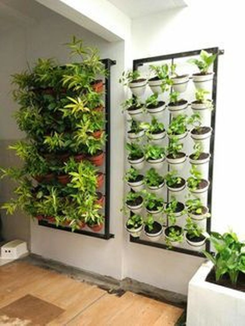 40 Trendy Vertical Garden Design Ideas To Make Your Home Fresh
