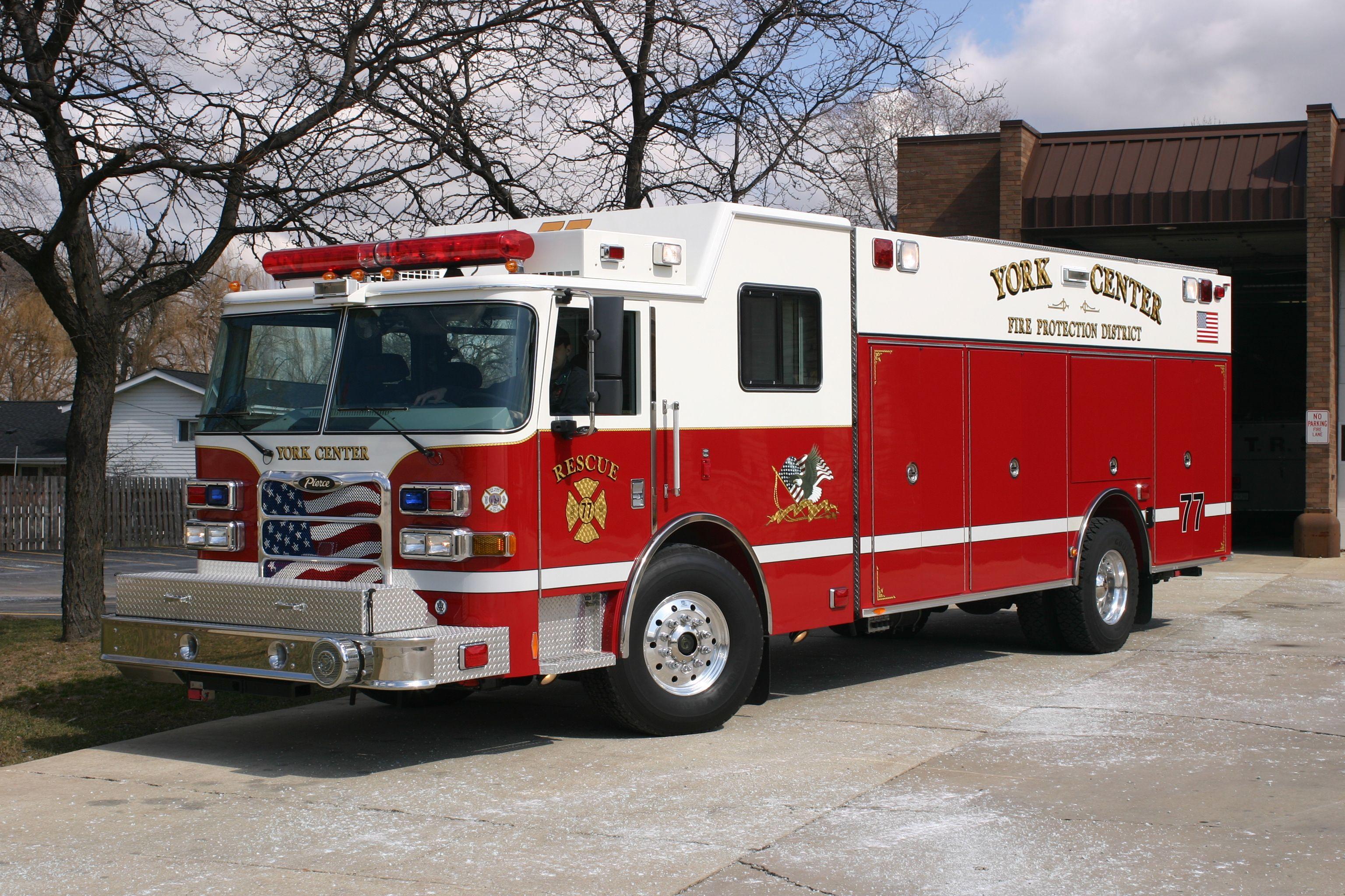 York Center Fire Protection District (IL) Squad 77 http://setcomcorp.com/922eintercom.html
