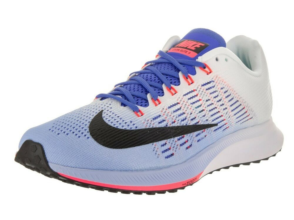 premium selection a0565 31be2 Women's Nike Air Zoom Elite 9 Running Shoe Aluminum/Black ...