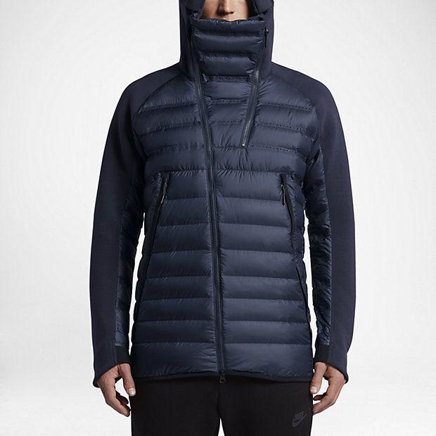 repollo Secreto Península  Nike Sportswear Tech Fleece AeroLoft Men's Down Jacket | Nike tech fleece,  Winter jackets, Jackets