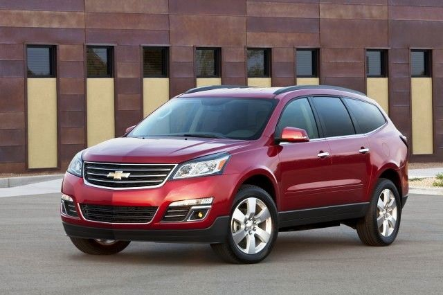 Best Crossover Suv With Third Row Seating Suvs2015 Com Chevrolet Traverse Car For Teens Used Suv