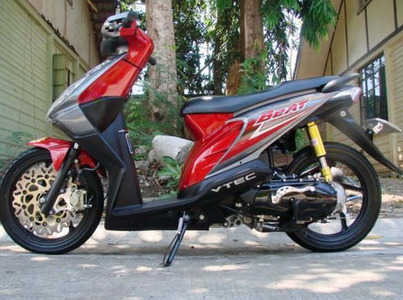 Modifikasi Honda Beat Standar | Desain | Pinterest | Honda on honda beat modifikasi warna motor, honda beat modified, honda beat off-road, honda beat modification, honda beat race, honda beat pop,