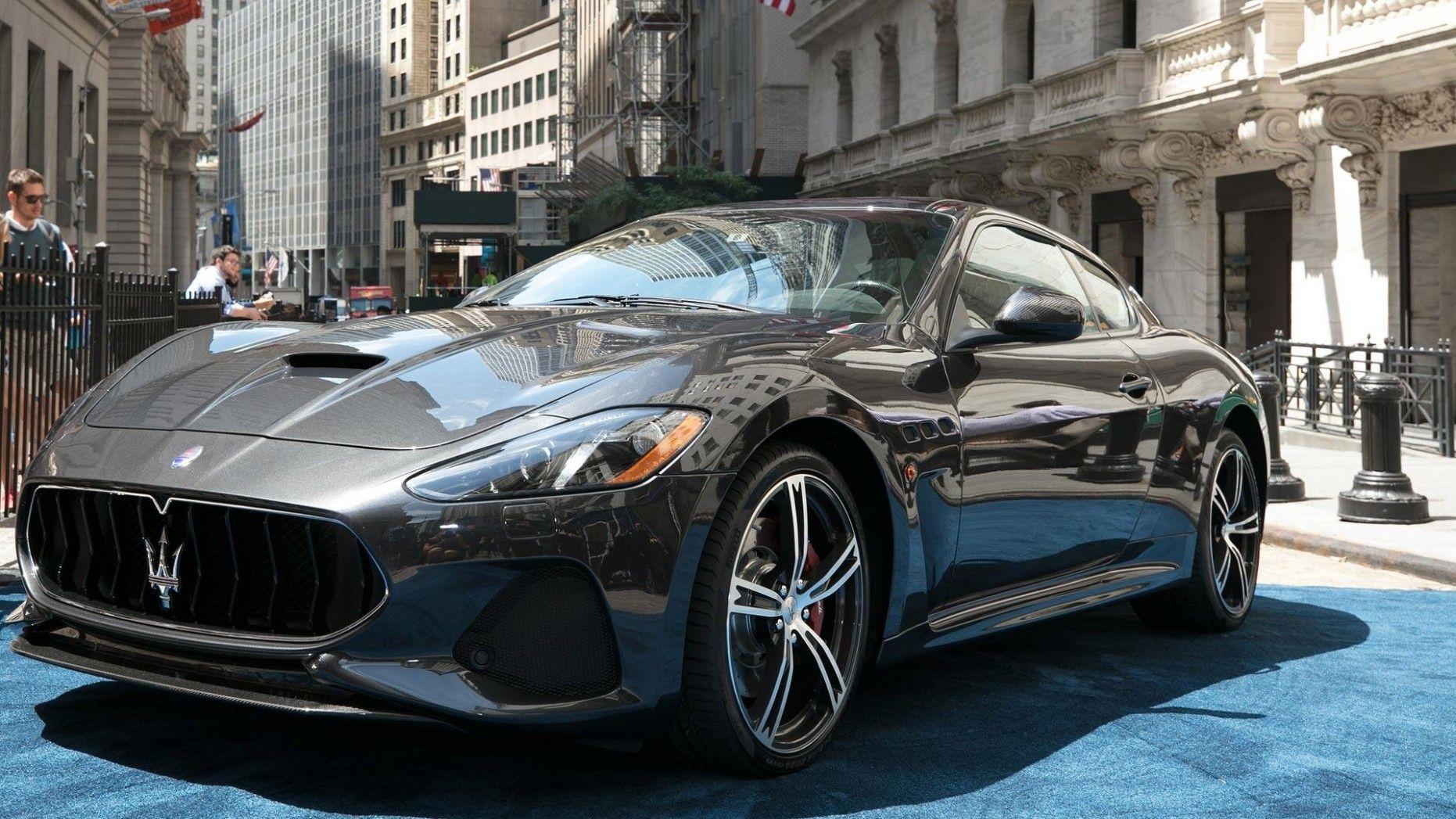 2021 Maserati Granturismo Review