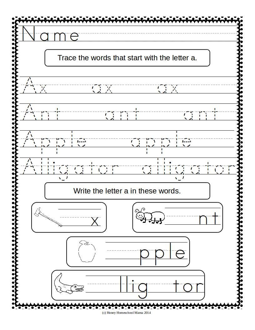 worksheet Word Work Worksheets word work for beginners print and go beginner sounds worksheets these are perfect young learners just starting out with each one
