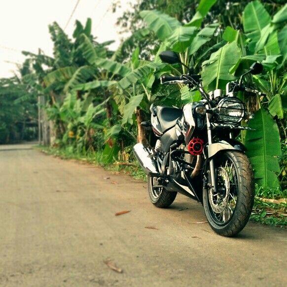 Pin Di Honda Tiger Revo Gl 200 R