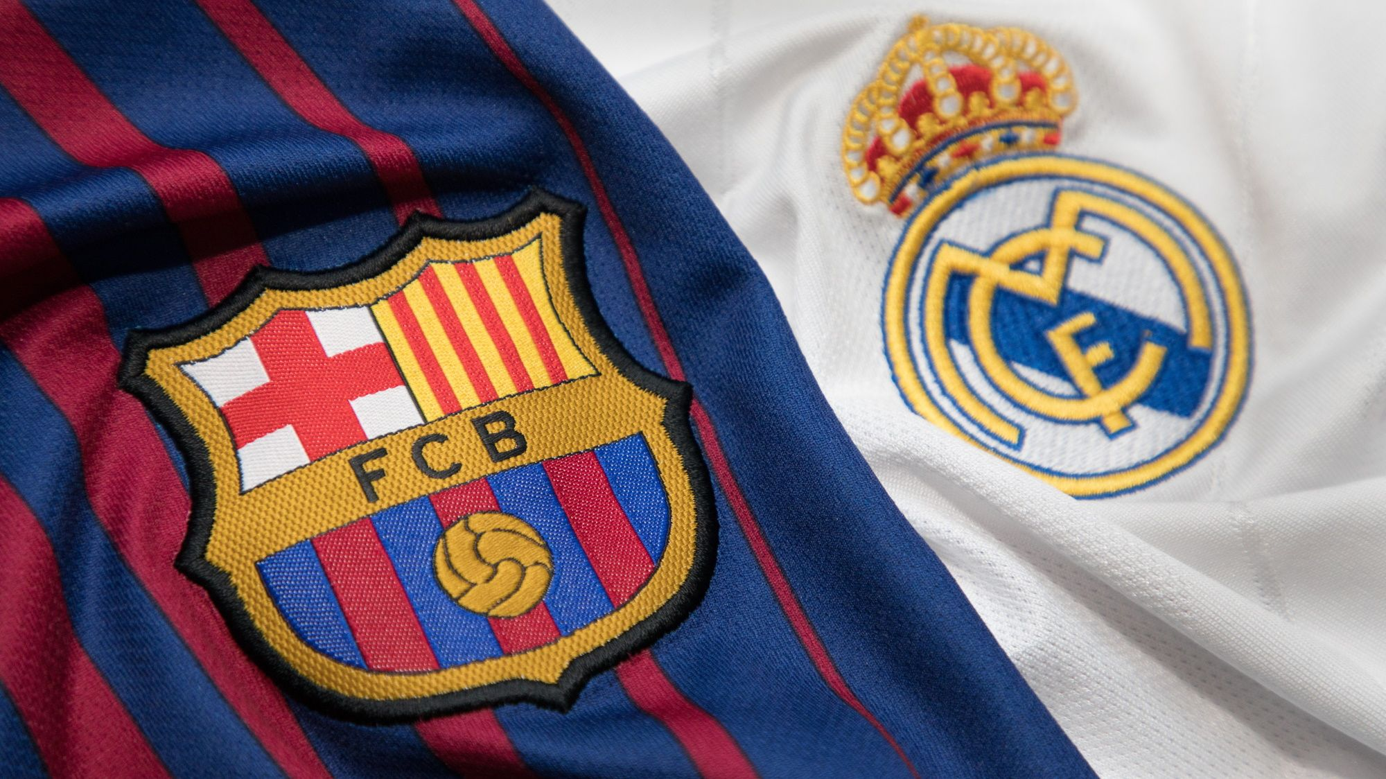 Barcelona Vs Real Madrid Live Stream How To Watch Today S El Clasico Online From Anywhere Barcelona Vs Real Madrid Real Madrid Real Madrid And Barcelona