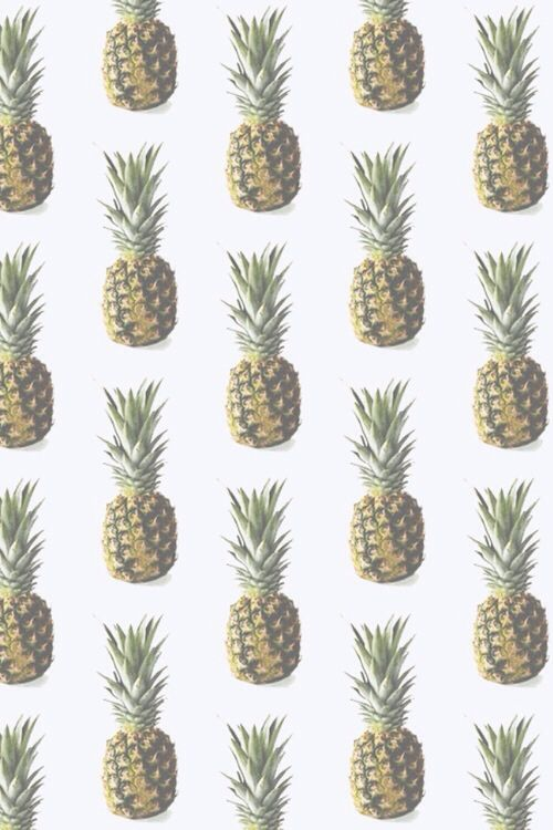 Image of: Backgrounds Cute Pineapple Wallpaper By Tumblr Pinterest Cute Pineapple Wallpaper By Tumblr Pretty Wallpapers Pinterest