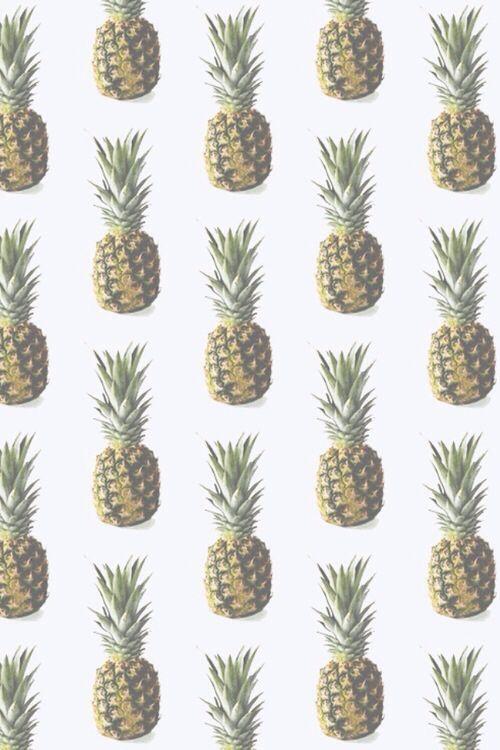 Cute Pineapple Wallpaper By Tumblr Cute Pineapple Wallpaper Pineapple Backgrounds Pineapple Wallpaper