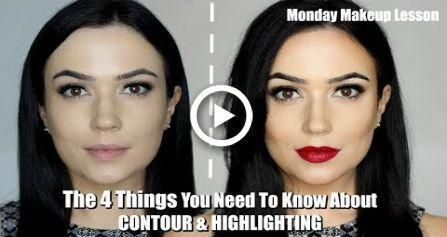 Photo of How To Contour and Highlight For Beginners | THE FOUR STEPS YOU NEED TO KNOW! #c…