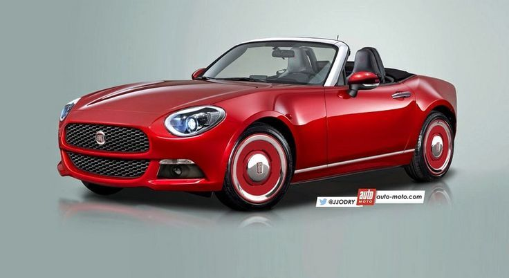 Cool Fiat 2017: 2018 Fiat 124 Spider Abarth Concept - Future Cars Models Check more at http://24cars.top/2017/fiat-2017-2018-fiat-124-spider-abarth-concept-future-cars-models/