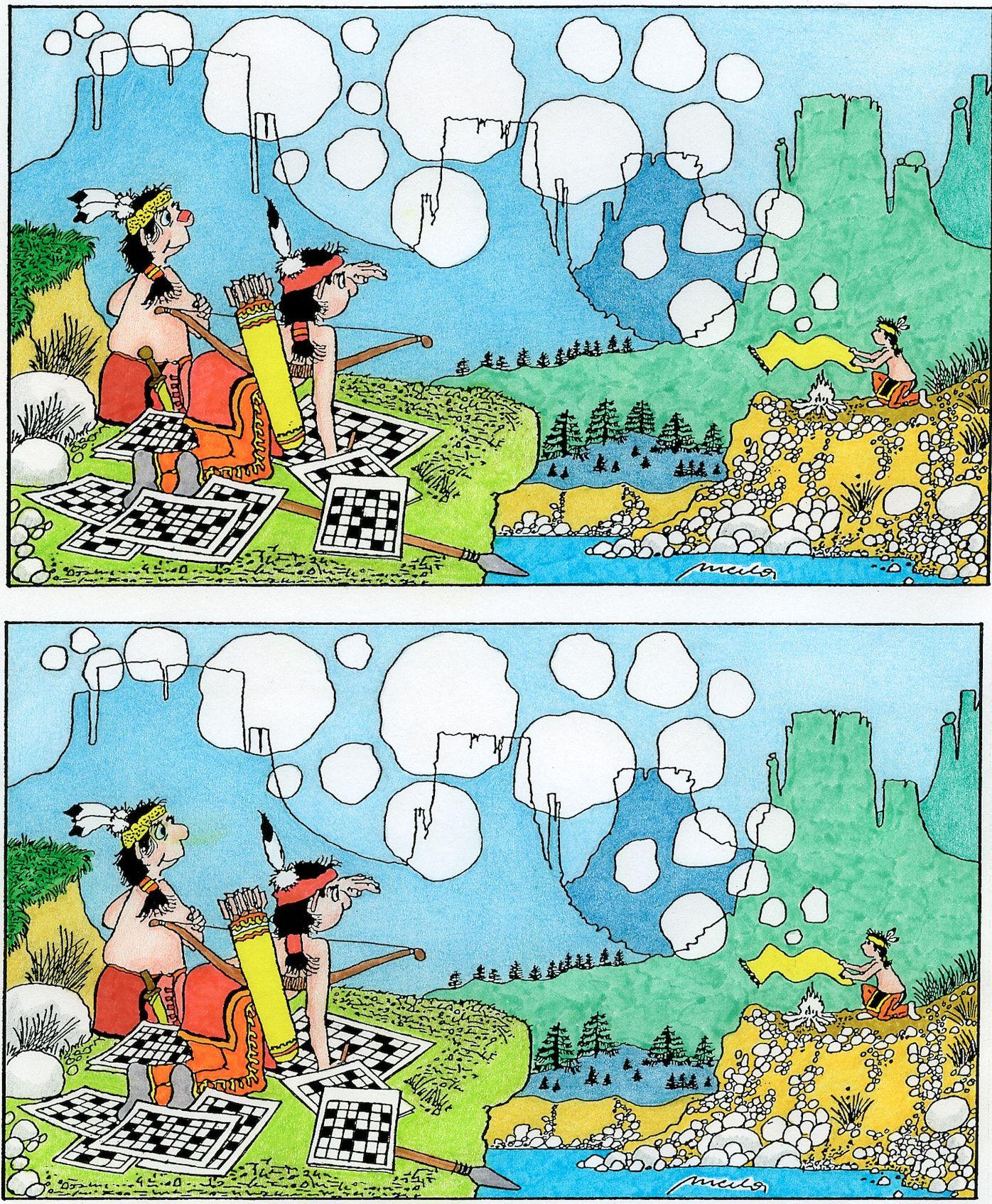 Web De Comic Des Tages