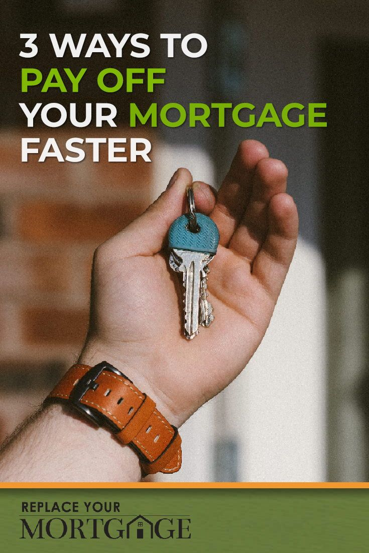 3 ways to pay off your mortgage faster which one works