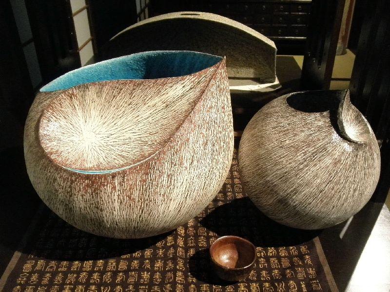 organic forms  Shinya Tanoue - Vessel