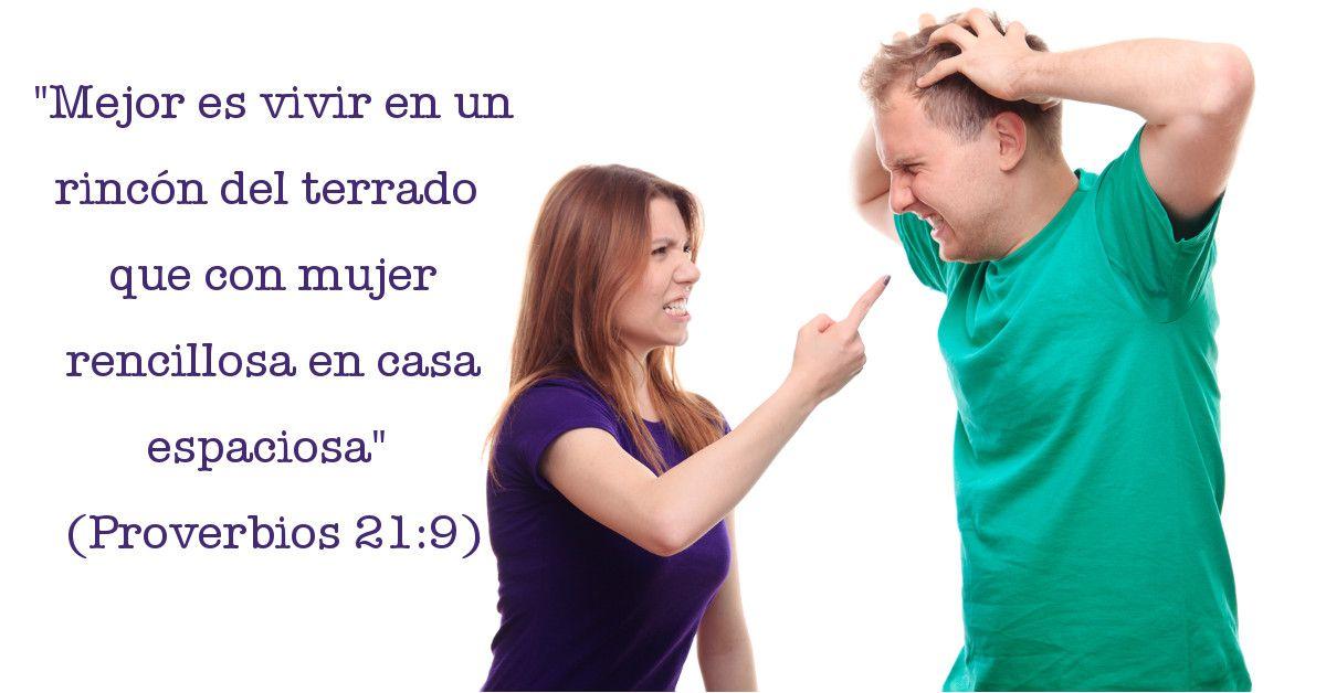 Una Mujer Espiritual Y Buena Es El Mejor Regalo De Dios Para El Hombre Pero Una Mujer Rencillosa Tarjetitas Cristianas Regalos De Dios Bíblicos