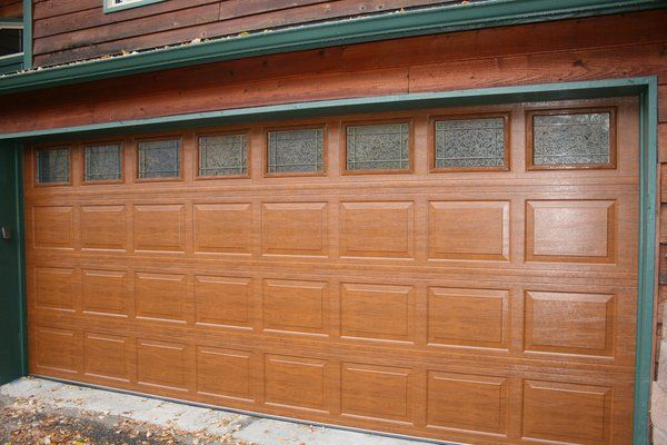 Wooden Garage Door Garage Door Design Wooden Garage Doors Garage Doors