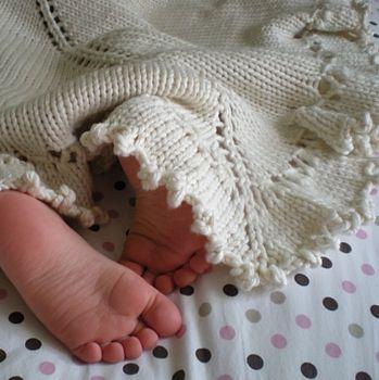 sweet baby blanket