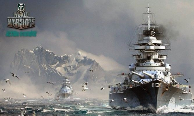 World Of Warships Patch 0 4 0 4 Download Available Now Battleship Warship Naval History