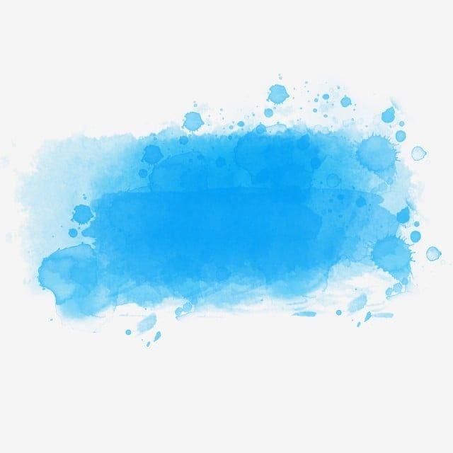 Sinij Akvarelnyj Effekt Bryzg Chernil Sinij Klipart Cvetenie Chernila Png I Psd Fajl Png Dlya Besplatnoj Zagruzki In 2021 Watercolor Splash Blue Watercolor Brush Stroke Png