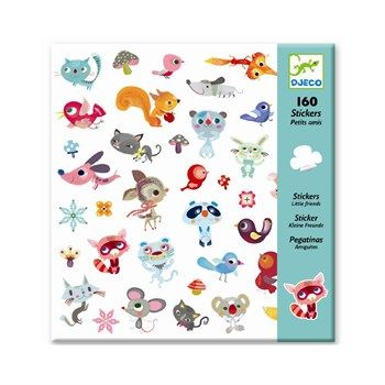 Stickers Petits amis