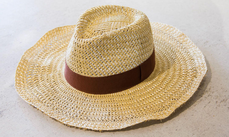 Larose United Arrows Straw Hats. http://www.selectism.com/2015/04/06/larose-united-arrows-straw-hats/