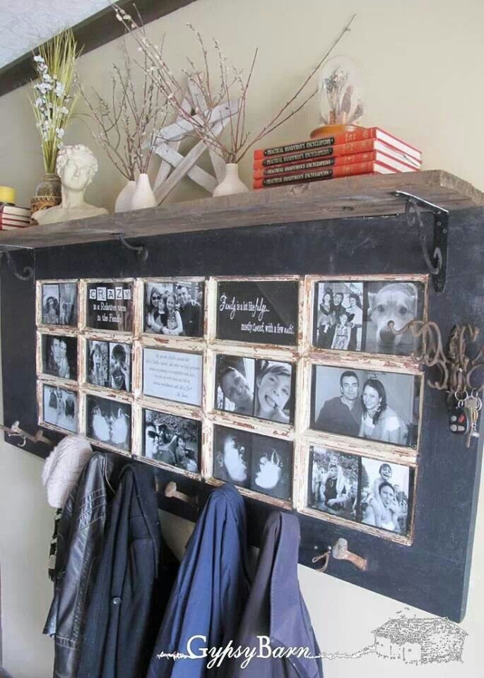 Turn An Old French Door Into A Shelve Love It Doors