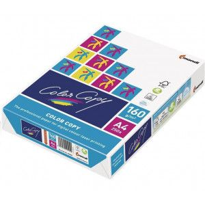 Papir Color Copy A4 160g Cc416 250 1 Color Copies Stationery Paper Paper