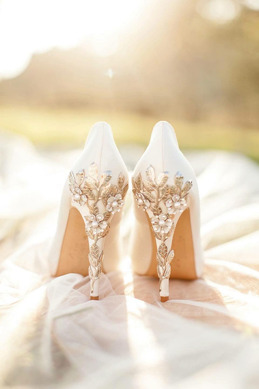 Lovely Wedding Heel Shoes Pinterest Hochzeitskleid Braut