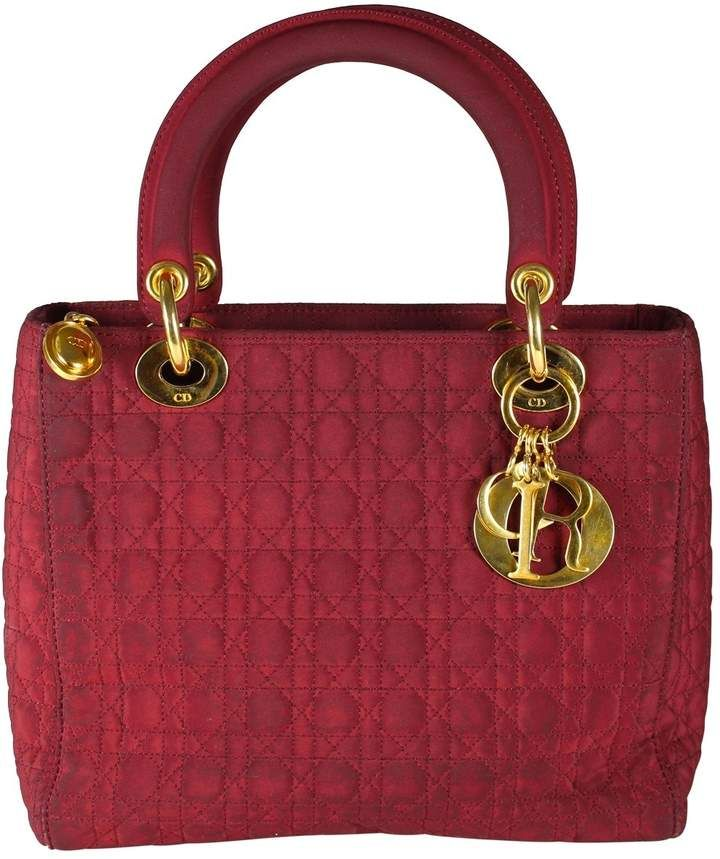 7aa2ead3 Lady Dior handbag from Christian Dion, in vintage style #bags #handbags  #shoulderbag #tattoo #style #affiliate #dior #shopstyle #mystyle  #womensfashion