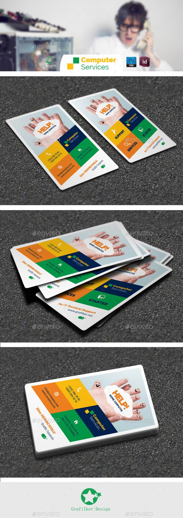 Computer repair business card templates card templates business computer repair business card templates creative business cards download here http accmission Image collections