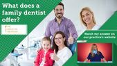 Oral health is crucial at every stage of life No matter a patients age or oral Oral health is crucial at every stage of life No matter a patients age or oral