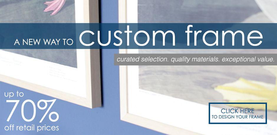 Framed Matted A Store That Will Make A Custom Frame Mat Then