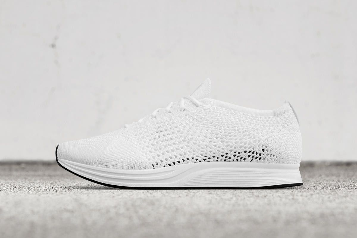 bac0785d2c The Nike Flyknit Racer