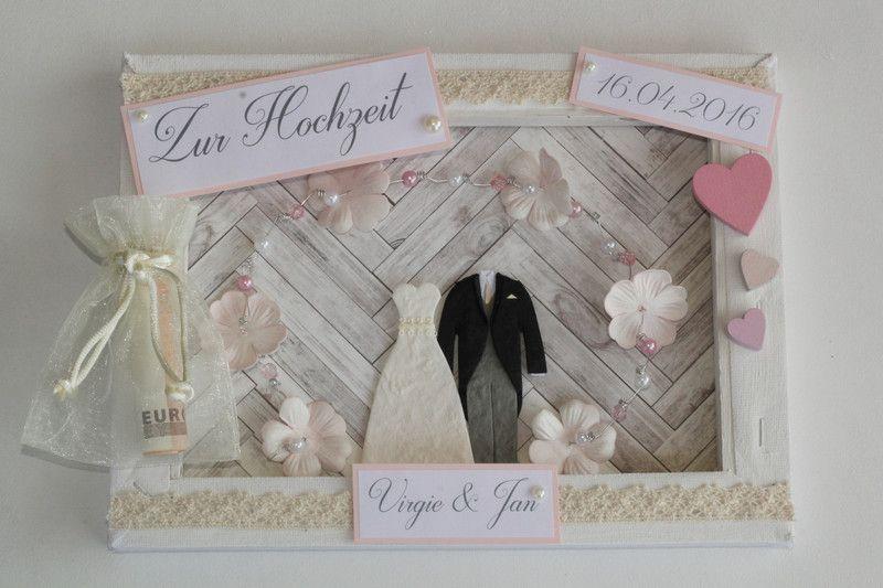 Geldgeschenk Zur Hochzeit Vintage Rose Beige Geldgeschenke Hochzeit Geschenk Hochzeit Geschenke
