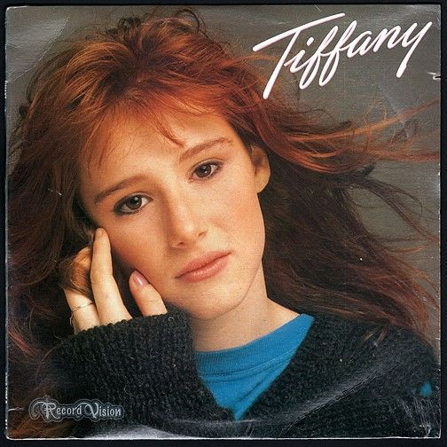 Quot Tiffany Quot Is The Debut Studio Album By Pop Singer Tiffany