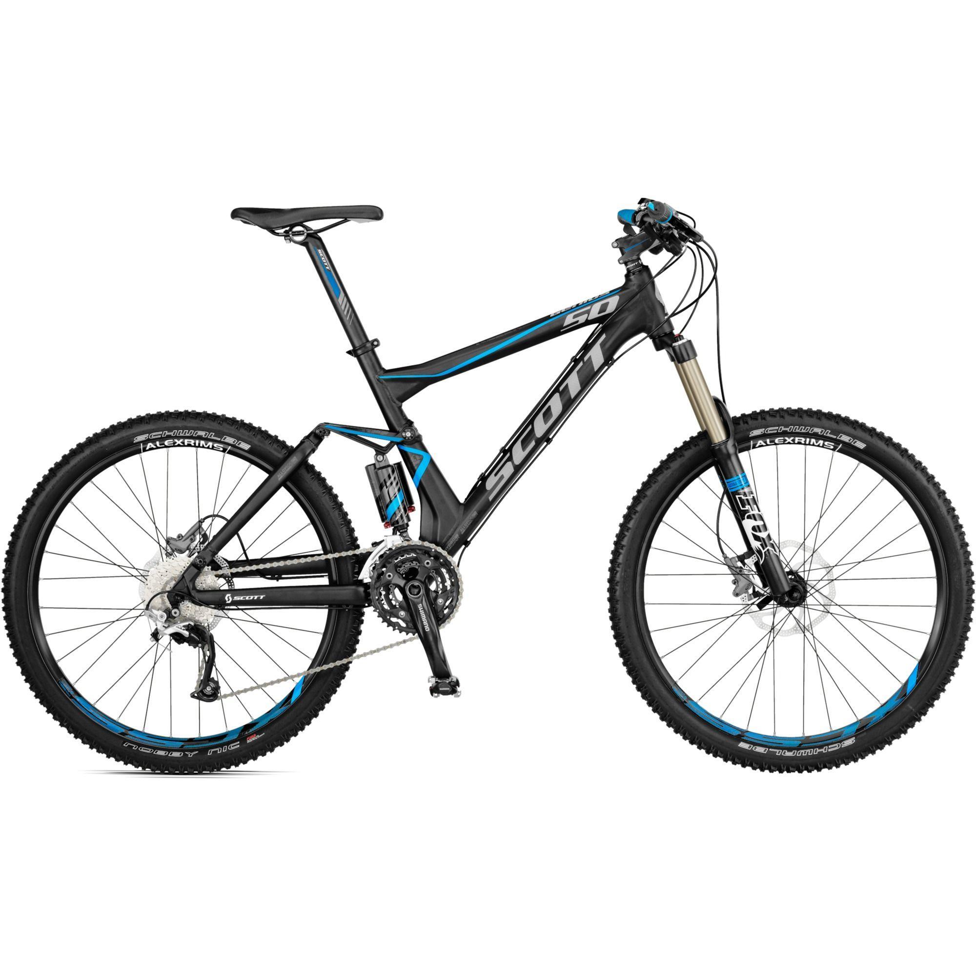 Scott Genius 50 Bicycle Mountain Bike Scott Bikes Bike