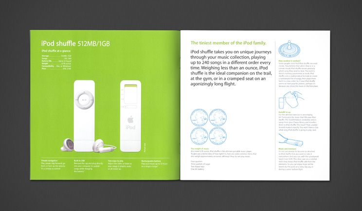 Apple brochure brochure pinterest brochures for Brochure design software for mac