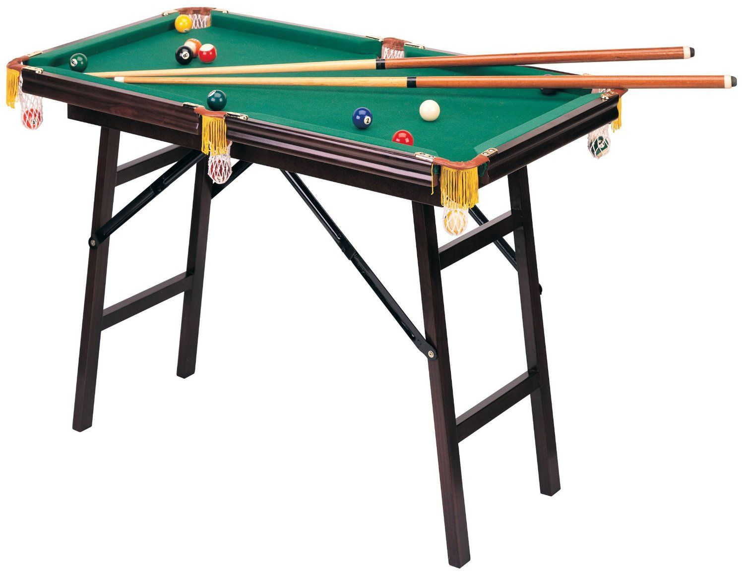 Mini Folding Pool Table Review U2013 The Complete Table