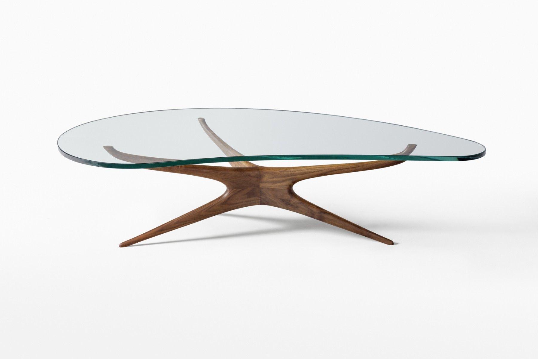 Vladimir Kagan Collection Coffee Table Furniture Table [ 1200 x 1800 Pixel ]