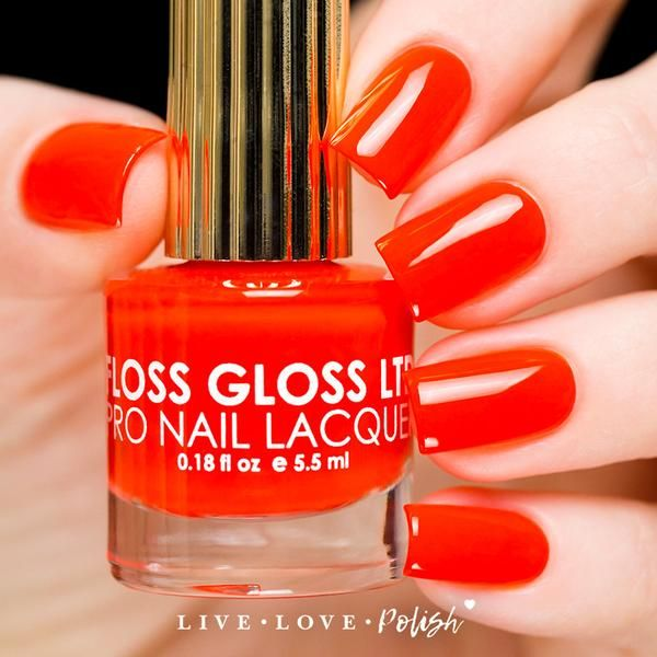 Floss Gloss Fastlane Nail Polish | NAILS | Pinterest | Nail polish ...