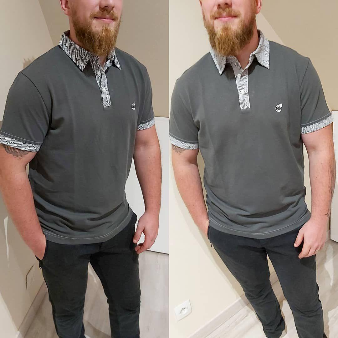 Makeup and Age   Mens tops, Mens polo shirts,