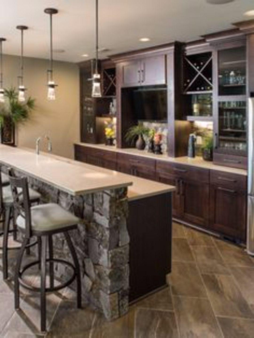 How Do You Like This Bar Kitchen Design Coastal Virginia Magazine S Best Kitchen Bathroom Remodeler Dogo In 2020 Home Bar Rooms Home Bar Designs Kitchen Bar Design