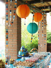 Sugarbliss Octonauts birthday party Party ideas Pinterest