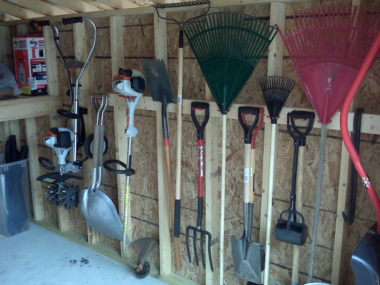 Garden Sheds Organize