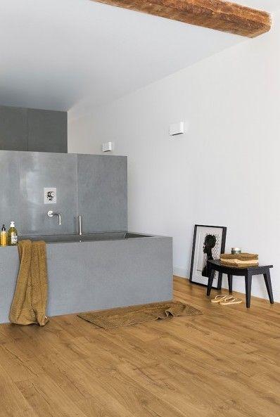 Parquet Stratifié QuickStep Impressive IM Chêne Classique - Parquet quick step salle de bain