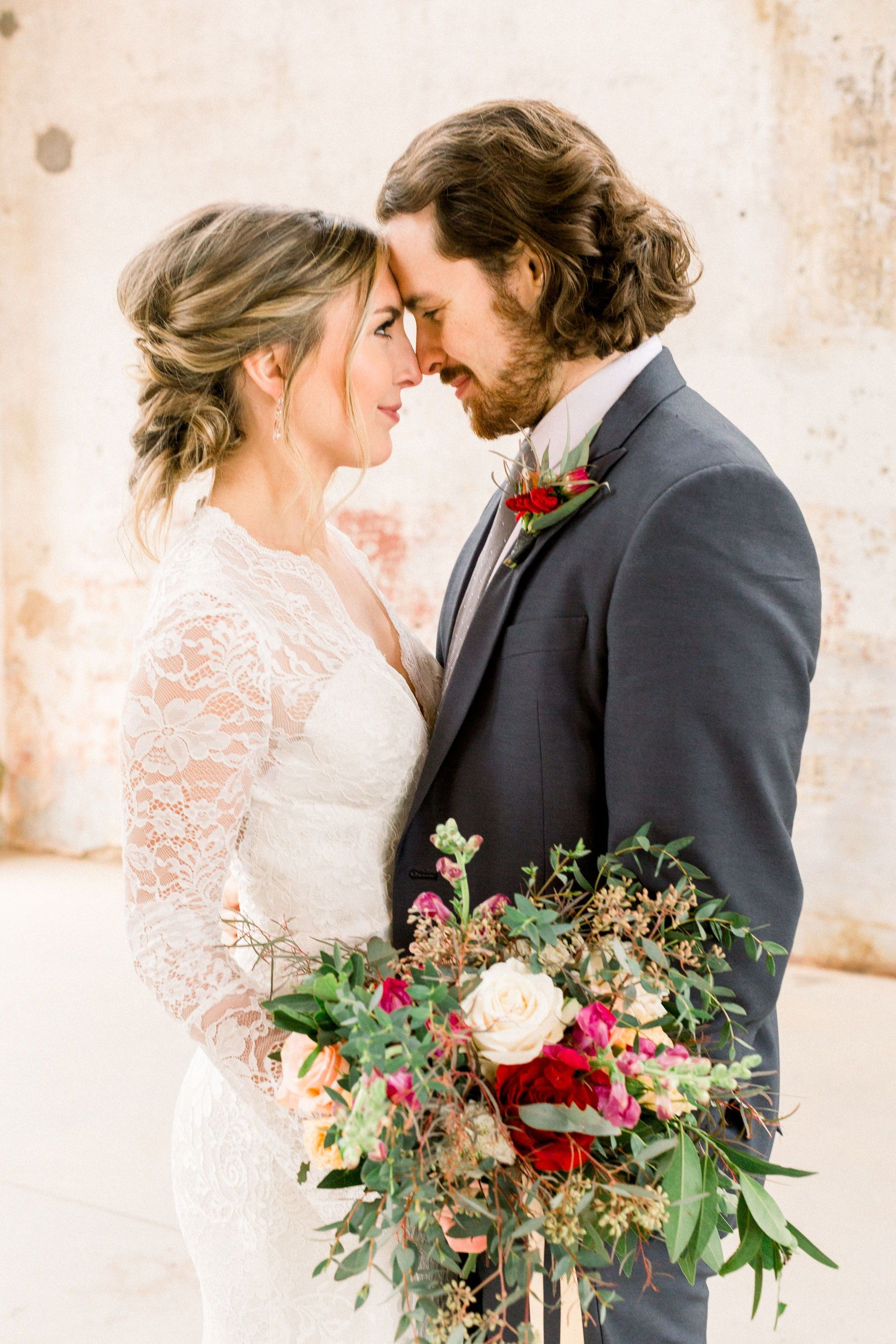 effortless wedding hair and makeup by charleston sc based