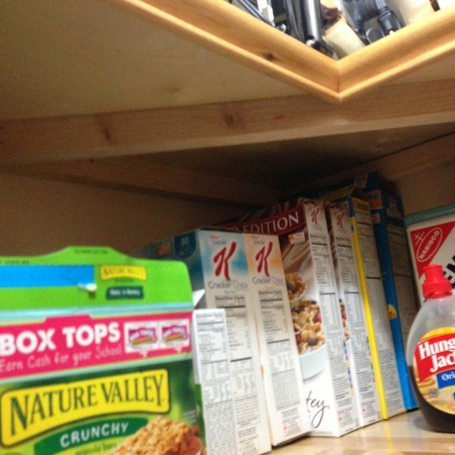 Custom Pantry Shelving Canning Pantry Inspiration