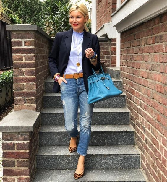Photo of Fabulous Outfits for Women Over 40 from Fashion Blogger Petra from Lieblingsstil