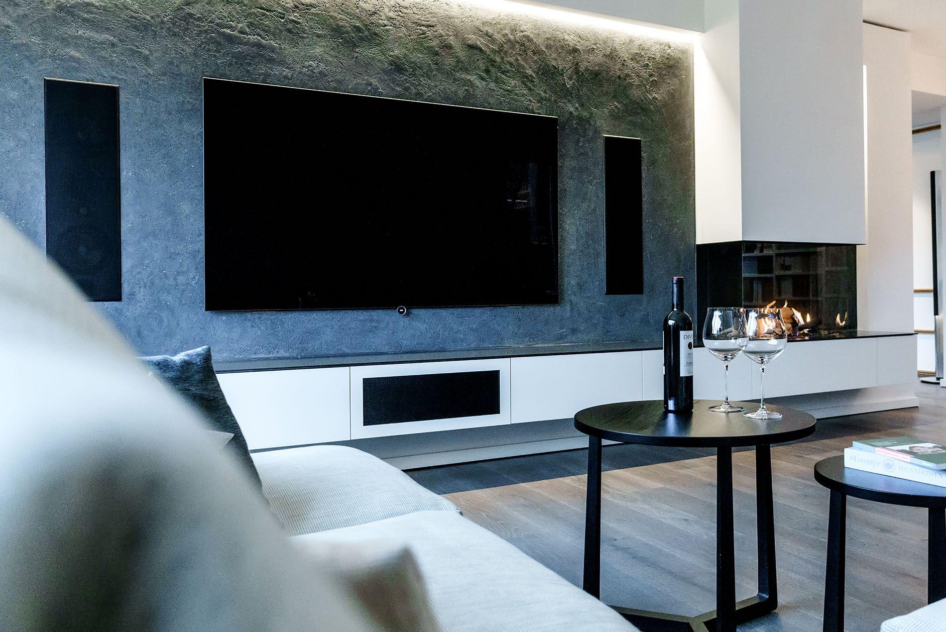 8 Praktisch Fotos Von Wand Wohnzimmer Fliesen