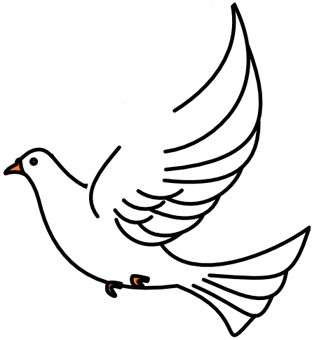 doves clipart clip art clip art pinterest art and clip art rh pinterest com clip art doves of the spirit clip art doves and crosses