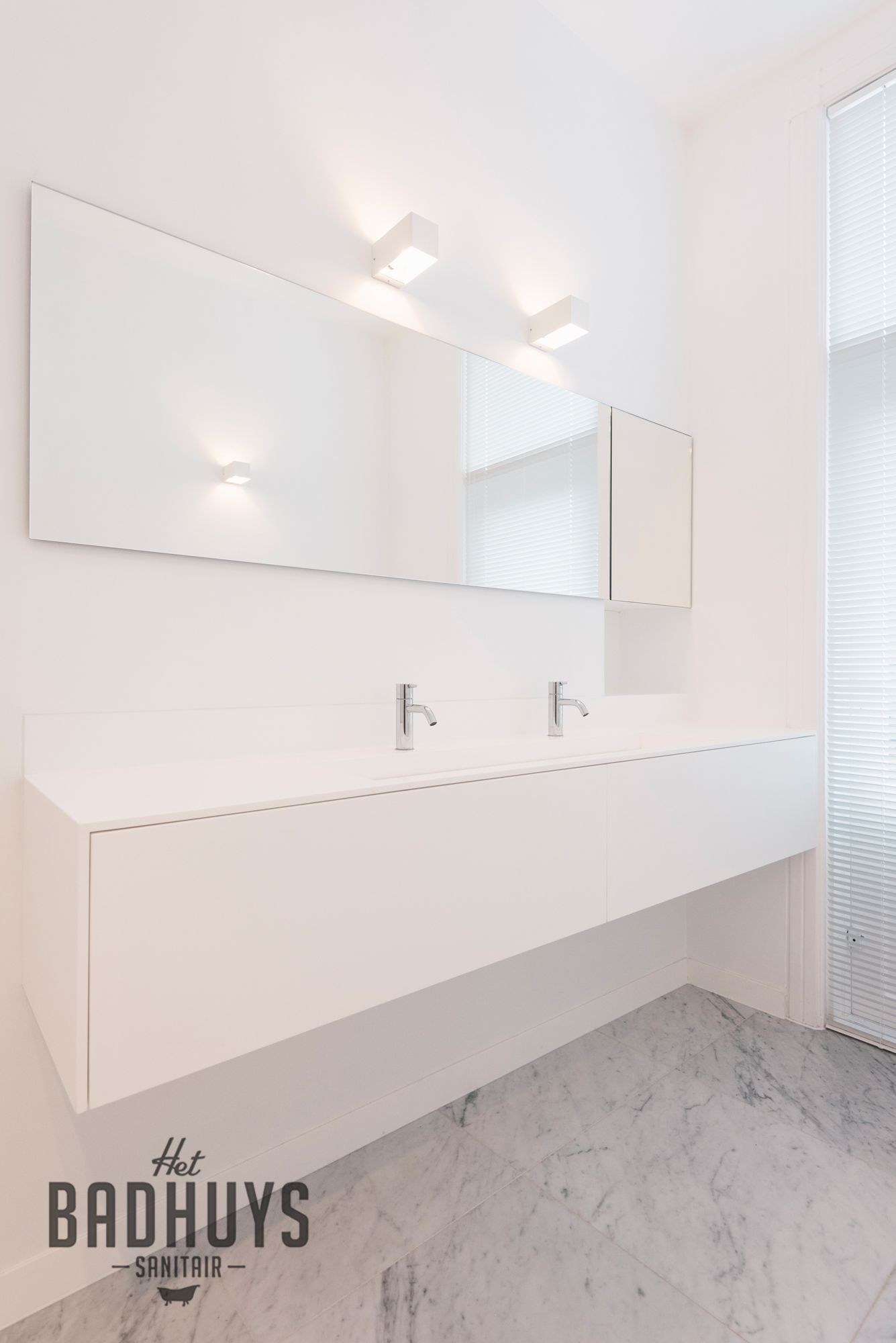 Het Badhuys Breda- verlichting boven lavabo | Bathroom | Pinterest ...
